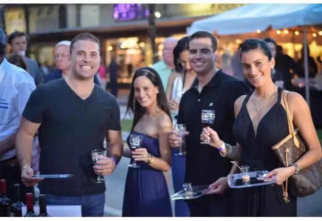Las Olas Wine and Food Festival à Fort Lauderdale