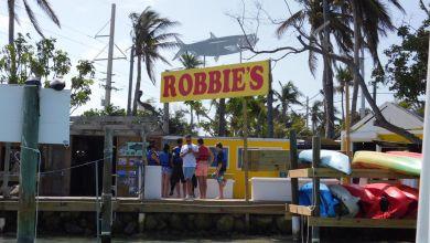 Photo of Une journée à Robbie's, la célèbre Marina de l'île d'Islamorada (Keys de Floride)