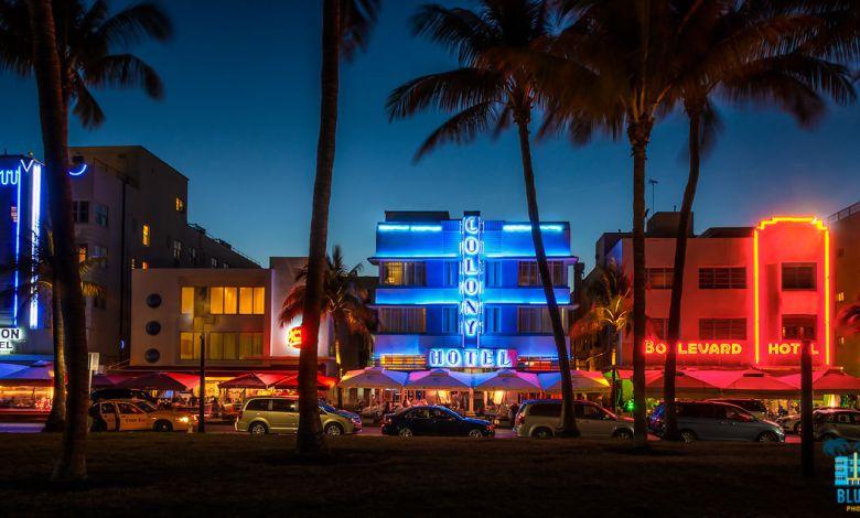 Visite guidée du quartier art déco de South Beach, à Miami Beach