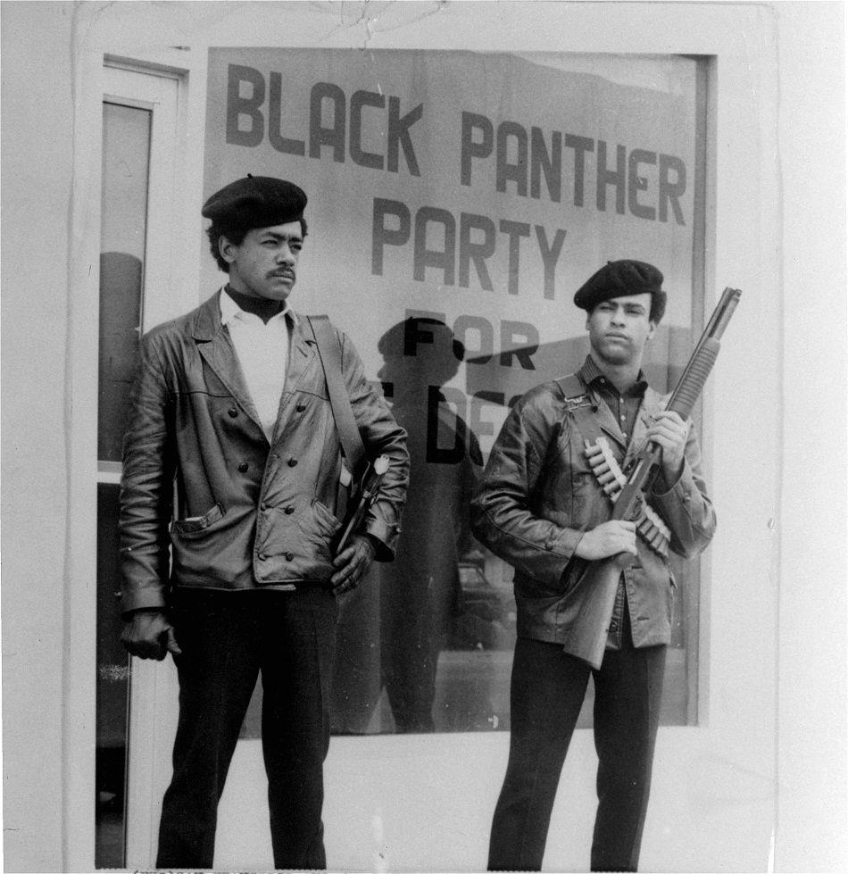 Le Black Panther Party