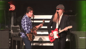 John Fogerty with ZZ Top