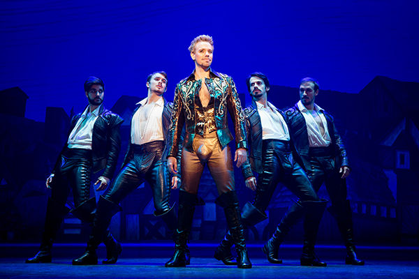 Comédie Musicale Something Rotten!