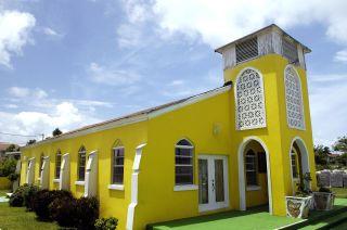 Bahamas Eleuthera - Eglise