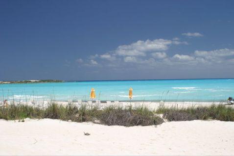 Bahamas Great Exuma Emerald Bay