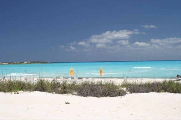 Bahamas Great Exuma Emerald Bay