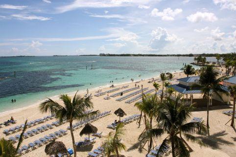 Bahamas New Providence Cable Beach