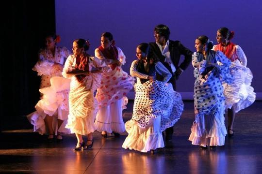 Ballet Flamenco La Rosa à Miami