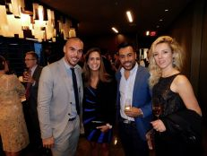 de la banque HSBC au gala 2018 de la FACC Miami