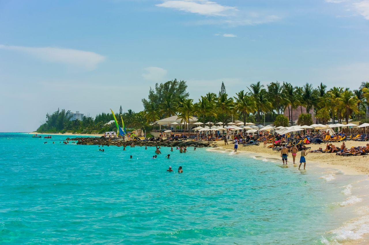 Bahamas Grand Bahama - Lucayan National Park - Plage