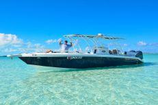 Bahamas Exumas - Bateau