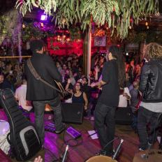 El Patio Wynwood : le club branché de musique latine du quartier de Wynwood, à Miami.