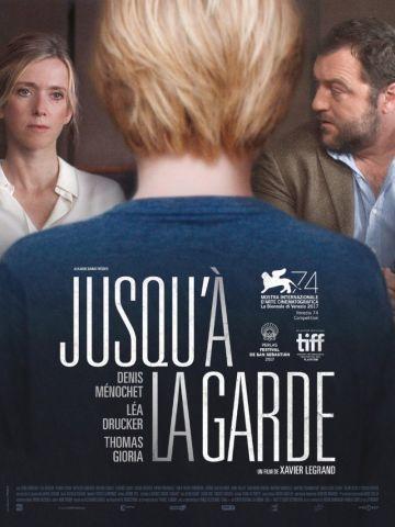 Le film Jusqu'à la garde de Xavier Legrand projeté à Miami et à Boca Raton en Floride