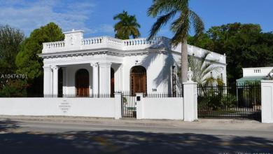 Photo of Miami : La maison « hantée » Villa Paula est en vente