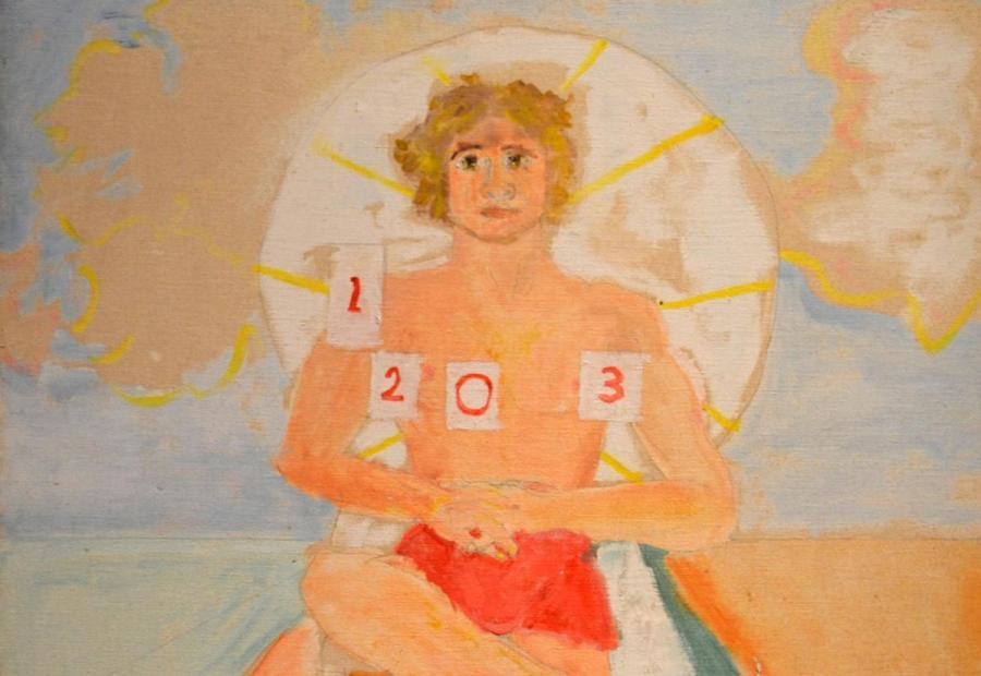 exposition : Les peintures de Tennessee Williams à miami