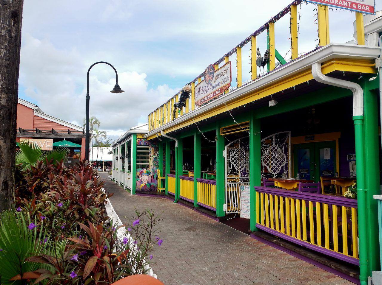 Bahamas Grand Bahama Port Lucaya Marketplace