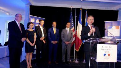 Photo of Miami : les photos du Bastille Day 2018 du consul de France, Clément Leclerc