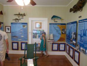 Le vieux phare (State Park) de Boca Grande, sur Gasparilla Island, sur la côte ouest de la Floride