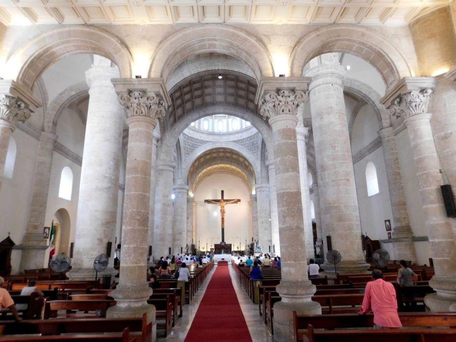 Catedral de Yucatan à Merida