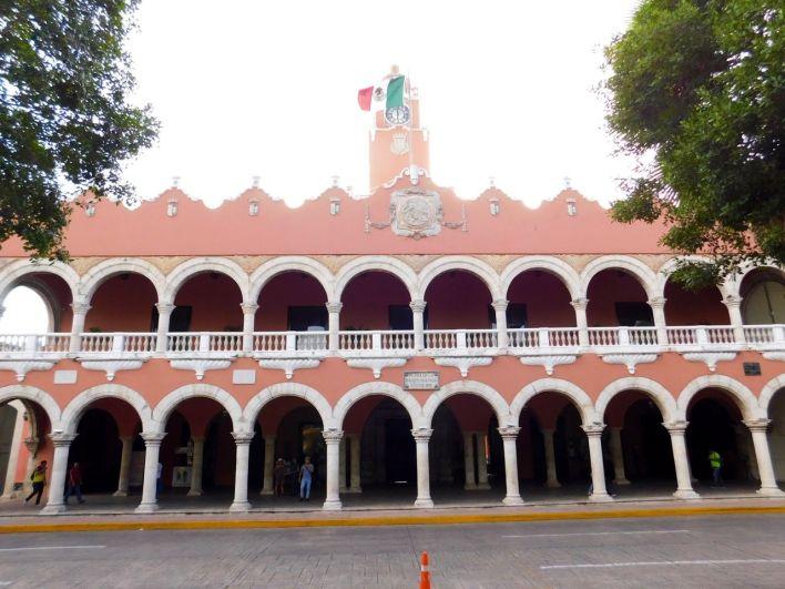 Palais Municipal de Merida