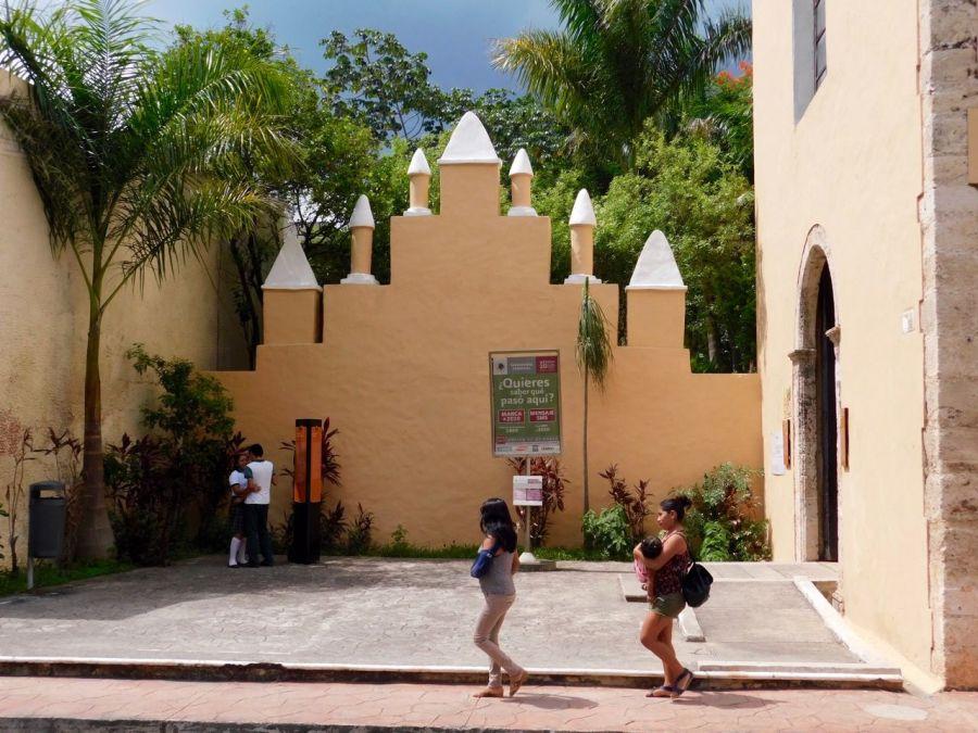 Musée San Roque à Valladolid dans le Yucatan