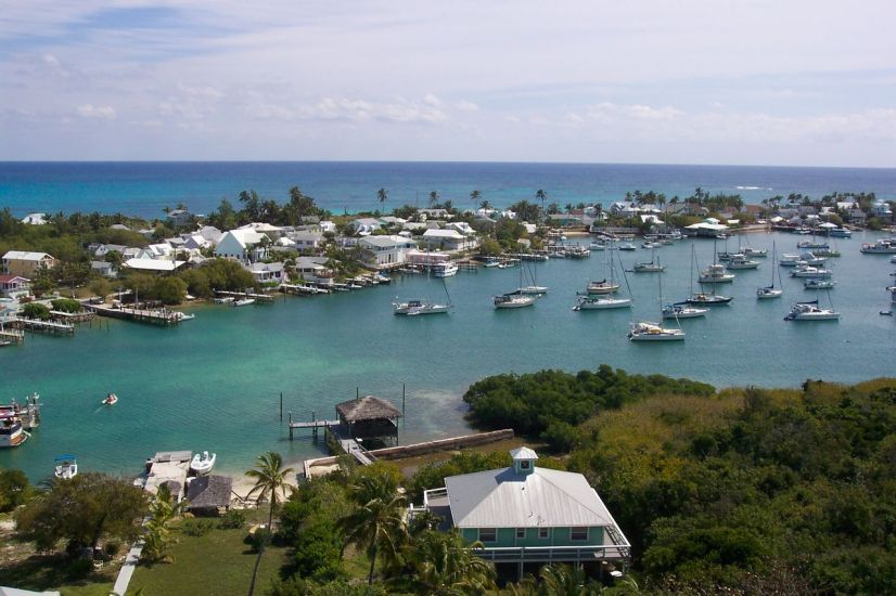 Bahamas Abacos Elbow Cay
