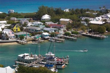Bahamas Abacos Elbow Cay Hope Town