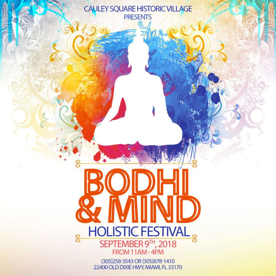 Bodhi and Mind Holistic Festival