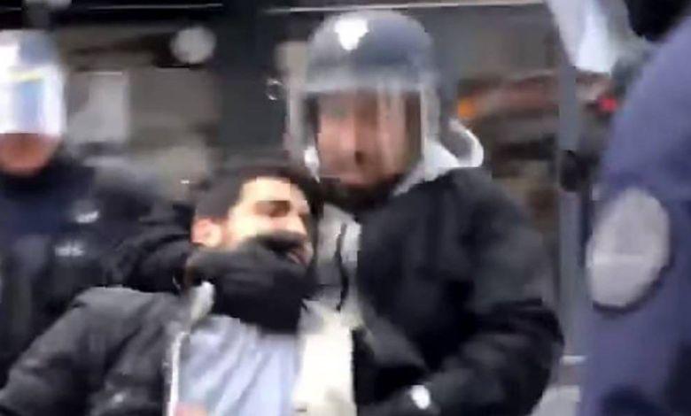 arrestation aux Etats-Unis