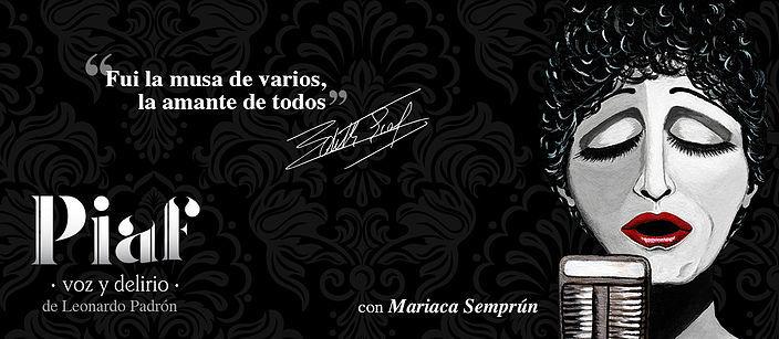 Edith Piaf par Mariana Semprun à Miami Beach cet été