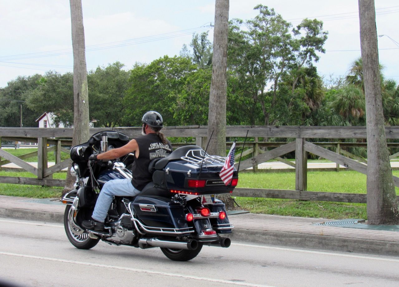 La ville de Davie en Floride.