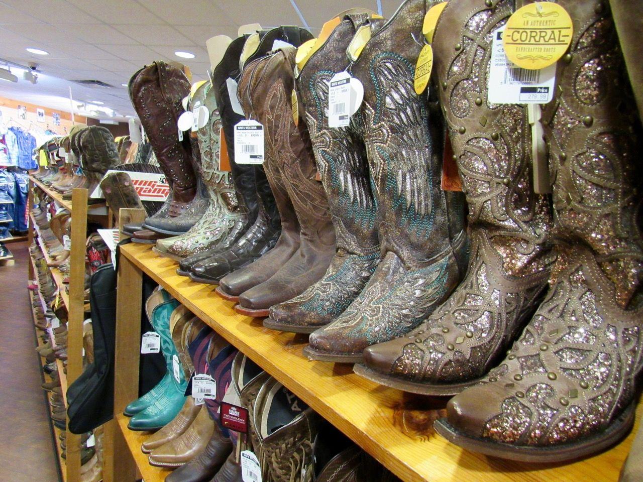 the best 2018 shoes 100% genuine Bottes dans le magasin cowboy/western Grifs à Davie en ...