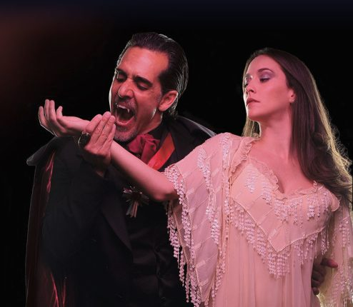 Dracula à l'Arsht Center de Miami