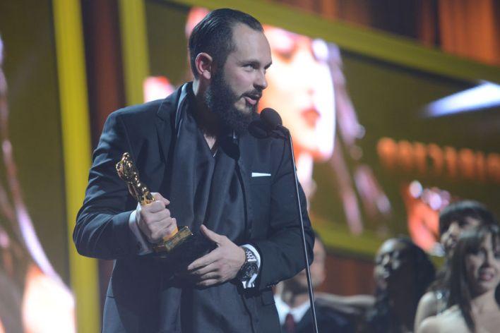 "Greg Lansky at the 2016 AVN Awards in Las Vegas, NV. Crédit photo : Nate ""Igor"" Smith / CC BY-SA 3.0"