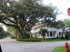 Une maison dans le quartier de Victoria Park à Fort Lauderdale en Floride