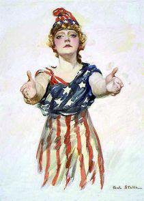 Les Américains ans la Grande Guerre