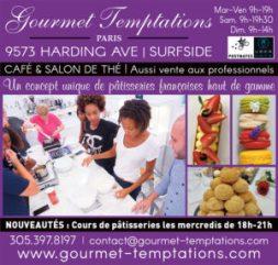 Gourmet Temptations Surfside Miami Beach