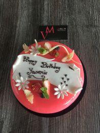 Maison Valentine - Miami Beach - Gâteau d'anniversaire