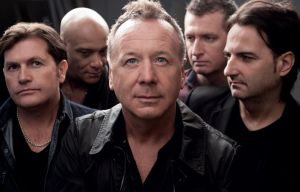 Simple Minds en tournée en Floride