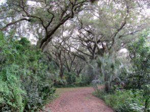 Le parc Tree Tops Park de Davie, en Floride