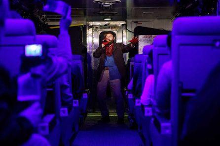 Brightline se transforme en Polar Express pour les fêtes