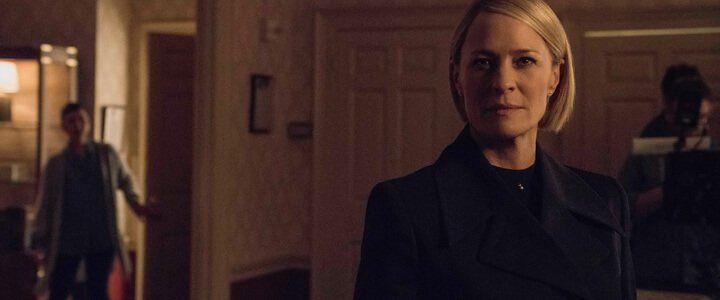 Série House of Cards (saison 6) sur Netflix en novembre