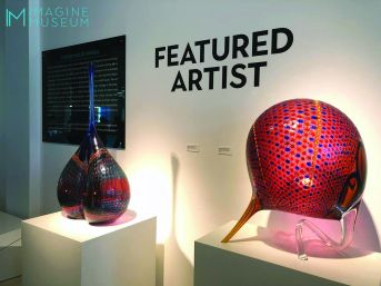 Imagine Museum : un musée d'art dédié au verre à St Petersburg