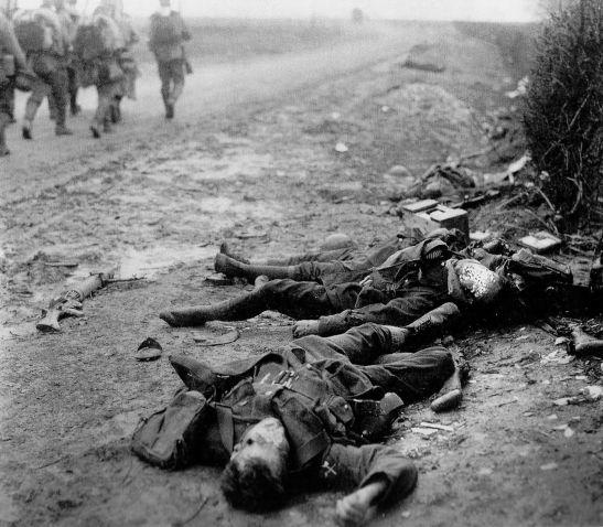Les Américains dans la Première Guerre Mondiale