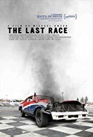 affiche du film The Last Race