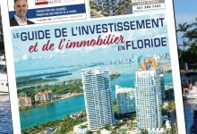 Photo of Le Guide 2019 de l'investissement et de l'immobilier en Floride est sorti !