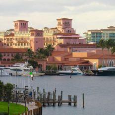 Hôtel Waldorf Astoria sur le Lake Boca Raton