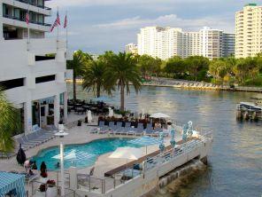 Waterston hôtel, bar et restaurant à Boca Raton