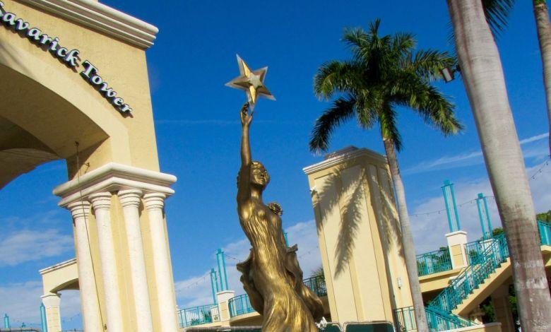 Boca Raton et ses plages, en Floride