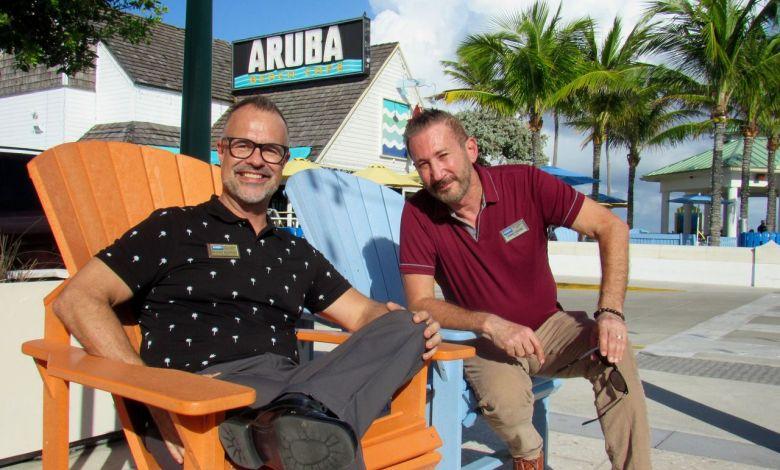 Agents immobiliers francophones sur Broward Palm-Beach : Richard Rogowski et Danny Shears