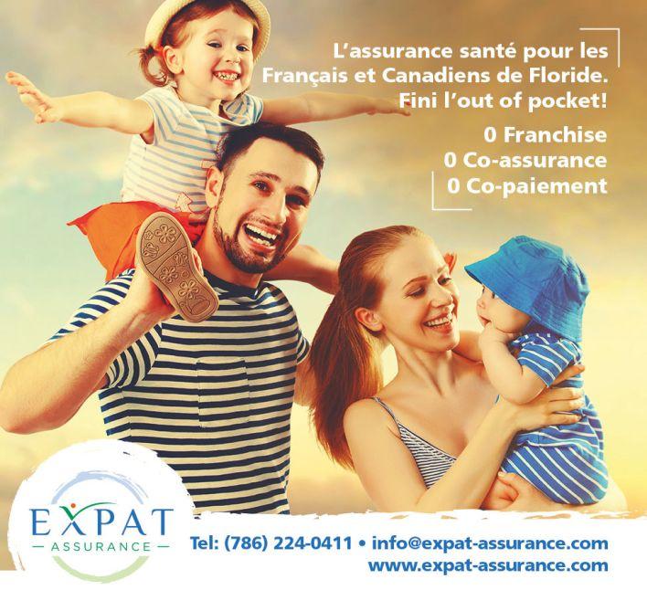 Expat Assurance / assurance snté